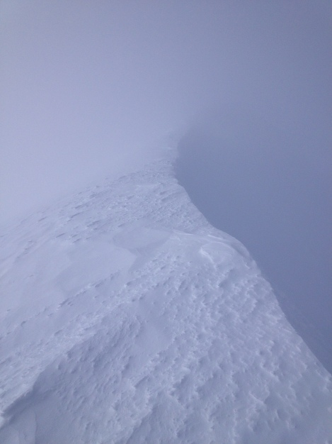 The summit beckons